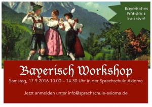 Bayerischworkshop